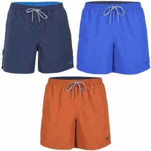 Trespass Overtredelse Mens Granvin Casual Shorts Limeade Gul L