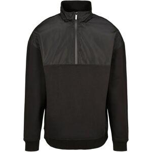 Urban Classics Men's Sweater Military Troyer