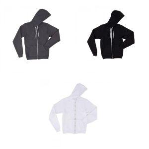 American Apparel amerikanske klær voksne unisex flex fleece sweatshirt Marineblå XS