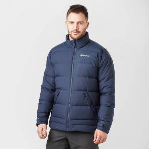 Berghaus New Berghaus Men's Mavora Hydrodown Down Insulated Vest Navy L