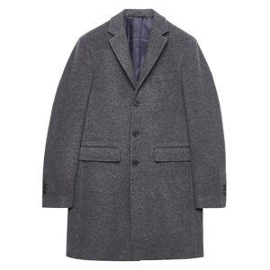 GANT The Harrison Mens Coat Antrasitt Melange Xl