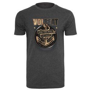 Urban Classics Urban klassikere T-Shirt Volbeat forsegle avtalen