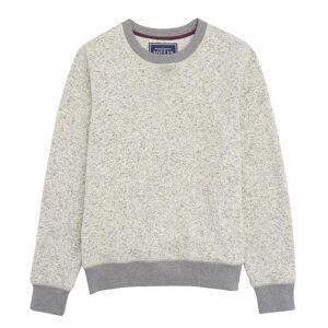 Joules Joule storhetstid Crew hals Mens Sweatshirt (V) Pebble grå L