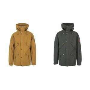 Trespass Overtredelse Mens Destroyer vanntett jakke Gylden brun XXL