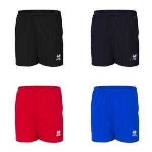 Errea Mens nye huden fotball Shorts Hvit XXL