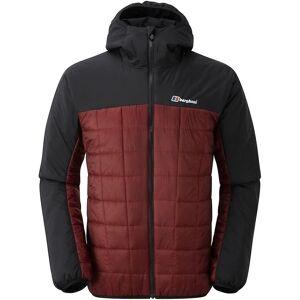 Berghaus Reversa Jacket - Jet Black/Red Dahlia S