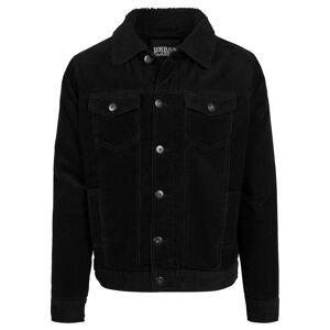 Urban classics jacket corduroy Sherpa