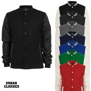 Urban classics oldschool College jacket