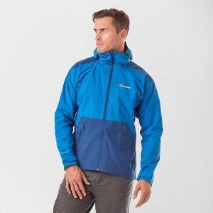 Berghaus New Berghaus Men's Stormcloud Walking Hiking Trekking Jacket Blue M