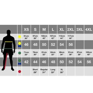 Craghoppers utendørs klassiske Mens Kiwi motstandsdyktig mot flekker bukser Svart 38R