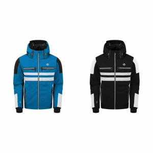 Dare 2b Tør 2B Mens Surge Out Isolert Ski Jakke Bensin Blue 3XL