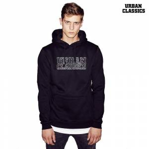 Urban Classics Urban klassikere hettegenser urbane klassikere logo