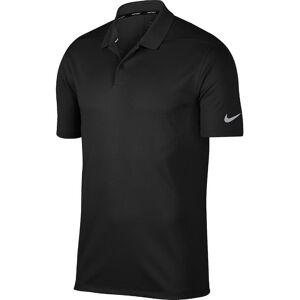 Nike Mens seier Dri Fit kort erme Golf Polo skjorte