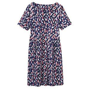 Joules Joule Beth damer kjole (W) Abstrakt Uk6 Eu34 Us2