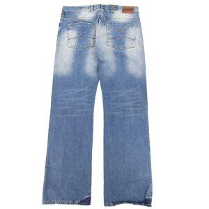 Giorgio Armani Jeans J08 Reg Fit Jean Denim Dongeri W40/l34