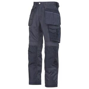 Snickers Mens DuraTwill håndverkere bukser Navy/svart 30R