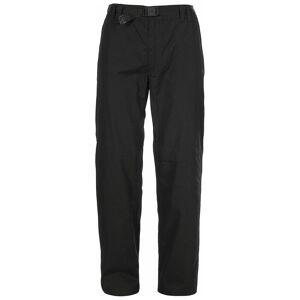TRESPASS Overtredelse Mens Dumont aktive rask tørr bukser Svart XS