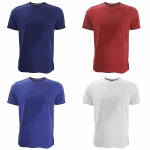 Canterbury Mens Team ren kort erme t-skjorte Marinen XL