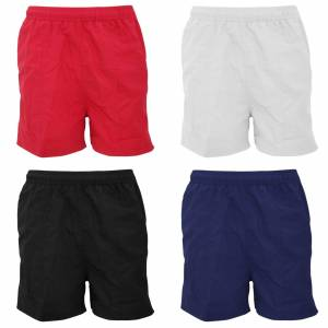 Tombo Teamsport Mens alle formål foret sport Shorts Svart 2XL