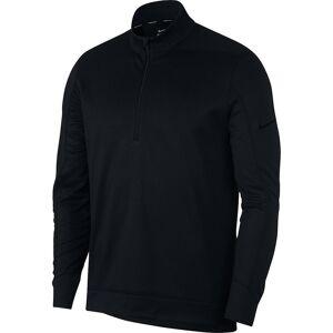 Nike Mens Therma RPL Half Zip Water Resistant Golfing Top Universit...