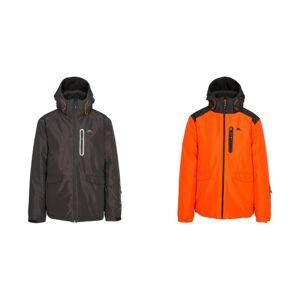Trespass Overtredelse mens Slyne hette ski jakke Svart XL