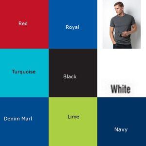 Kustom Kit Kustom orientert Kit Mens nordisk 60 mote passer t-skjorte Marineblå S