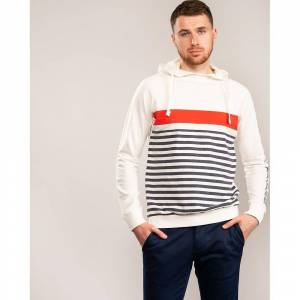 Napapijri Napapijri Breda Mens Fleece Stripe L