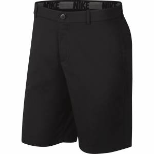 Nike menns Flex Core shorts Svart/svart 30in