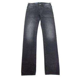 Giorgio Armani Jeans J45 Slim Fit Jean Nero W42/l34