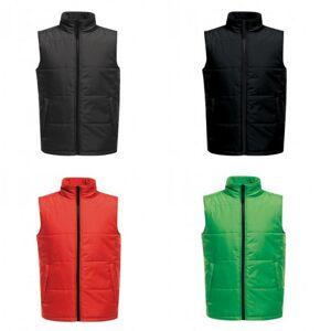 Regatta Standout Mens tilgang isolert Bodywarmer Klassisk rød/svart 3XL