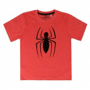 Spider-Man Spiderman Premium T-Skjorte (2/3 År - 92/98 Cm)