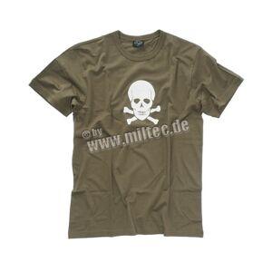 Sturm Mil-Tec T-Shirt Totenkopf, Xlarge
