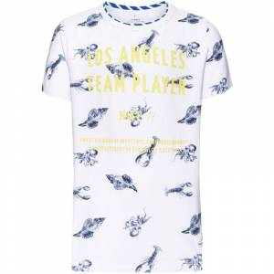 Name It T-shirt, Ifarli, Bright White 122 cm
