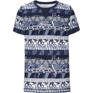 Name It T-shirt, Ifir, Dress Blues 134 cm
