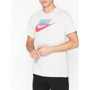 Nike Sportswear M Nsw Tee Cltr Gradient F T-skjorter og singleter Bone