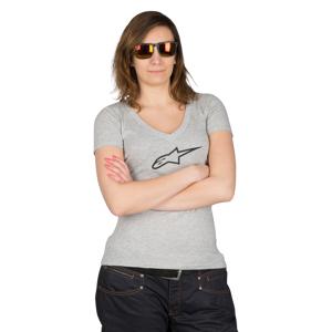 Alpinestars T-Skjorte Dame Alpinestars Ageless Grå