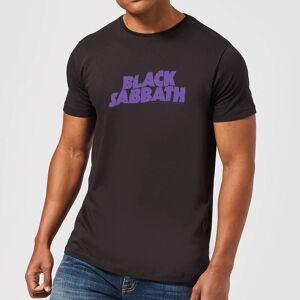 Bravado Black Sabbath Logo Men's T-Shirt - Black - M - Black