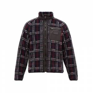 Burberry Westly Checked Technical Fleece jacket 8016378