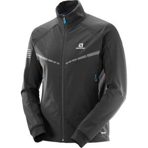 Salomon Rs Warm Softshell Jacket Men's Sort