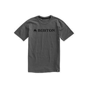 Burton Men's Horizontal Mountain Short Sleeve T-Shirt Grå