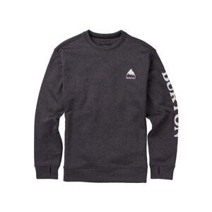 Burton Men's Oak Crew Sweatshirt Sort