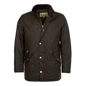 Barbour Men's Prestbury Wax Jacket Grønn