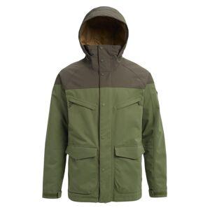 Burton Men's Burton Breach Insulated Jacket Grønn