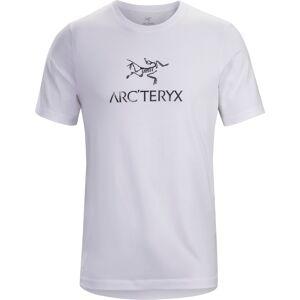 Arc'teryx Arc'word T-shirt Ss Men's Hvit