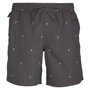 Bula Men's Scale Shorts Grå