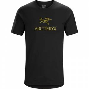 Arc'teryx Arc'word T-shirt Ss Men's Sort