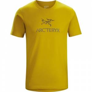 Arc'teryx Arc'word T-shirt Ss Men's Gul