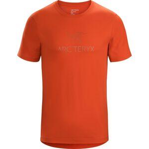 Arc'teryx Arc'word T-shirt Ss Men's Rød