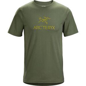 Arc'teryx Arc'word T-shirt Ss Men's Grønn