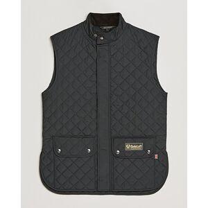 Belstaff Waistcoat Quilted Black